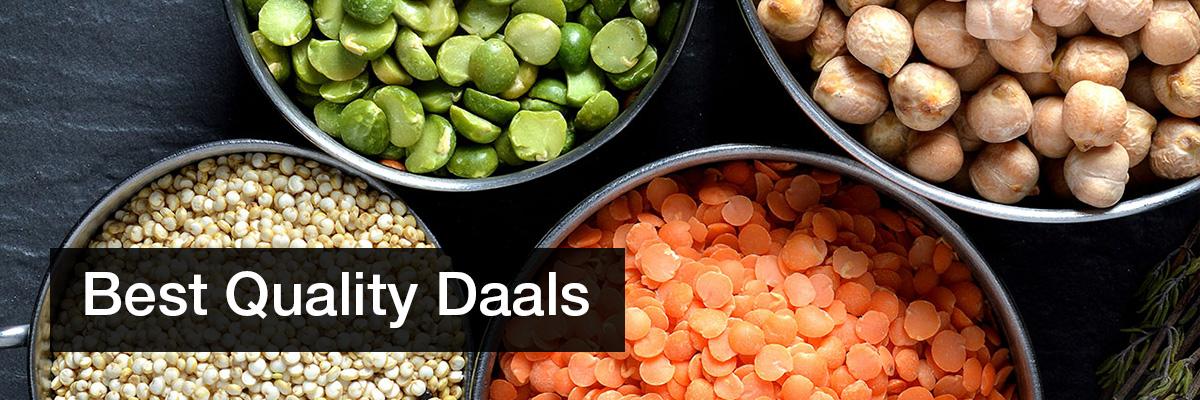 Daal & Beans